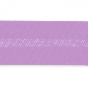 Biais thermocollant 20 mm Lilas x 2m