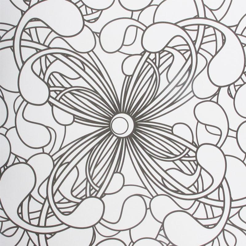 100 nouveaux coloriages anti stress - Dessins Anti Stress