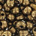 Mini-gouttes Miyuki 3.4 mm DP457 - Metallic Dark Bronze x8g