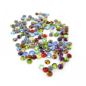 Strass Hotfix 2 mm Multicolore x1440