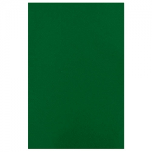 Rectangle de feutrine 3 mm 30x45 cm Dark Green x1