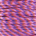 Cordon Paracorde -corde de parachute- 2 mm Pink/Purple x1m