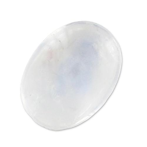 cabochon ovale 14x10 mm pierre de lune arc en ciel perles co. Black Bedroom Furniture Sets. Home Design Ideas