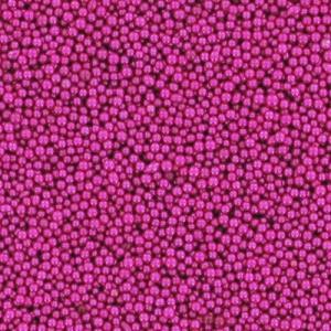 Microbilles sans trou 0.5 mm Fuchsia Métallisé x50g