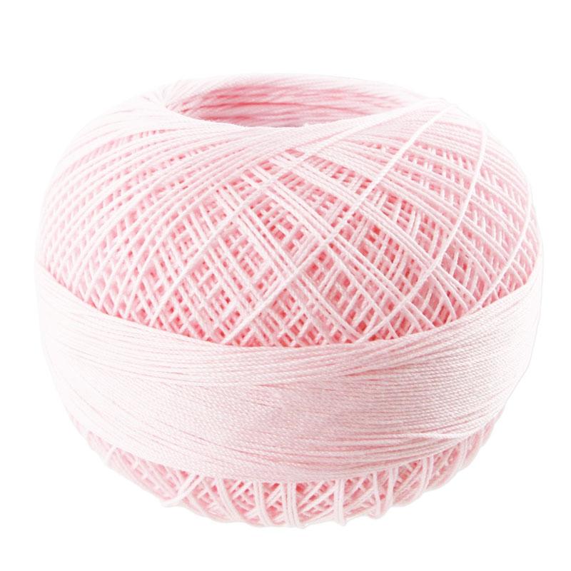 fil de coton lizbeth taille 40 baby pink n 619 x274m. Black Bedroom Furniture Sets. Home Design Ideas