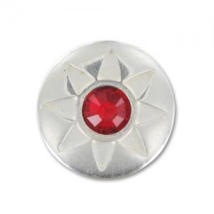 mini bouton pression swaro pour bracelet en cuir 12mm lt siam x1 perles co. Black Bedroom Furniture Sets. Home Design Ideas