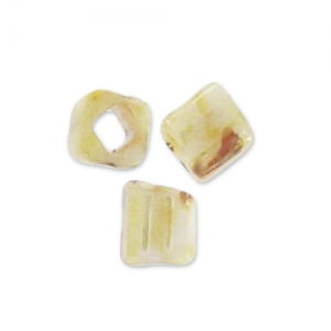 Cubes Toho 1.5 mm TC-01-  Y181 - Hybrid Opaque Luster Picasso x10g