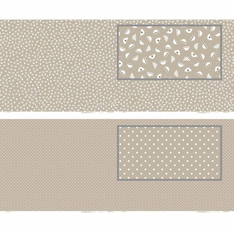 Feuilles de papier d coratif coller bols charme x2 artemio perles co - Acheter feuille de stratifie a coller ...