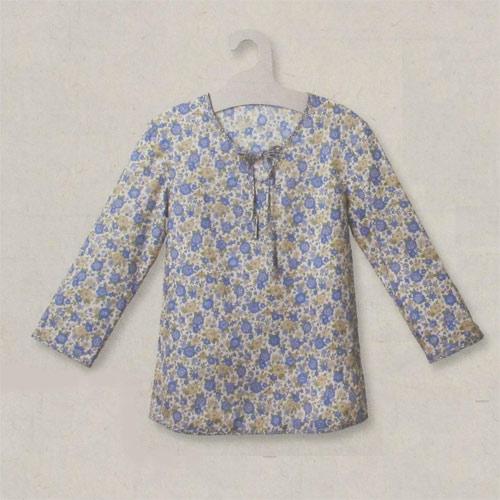 Mon patron couture blouse x1 frou frou perles co for A couture mon