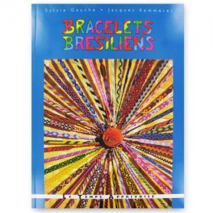 Bracelets br siliens voyage au fil des couleurs perles co for Au fil des couleur