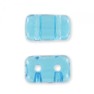 Rullas 3x5 mm Aquamarine x10g