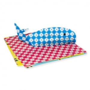 assortiment de papier imprim x24 feuilles petit pan. Black Bedroom Furniture Sets. Home Design Ideas