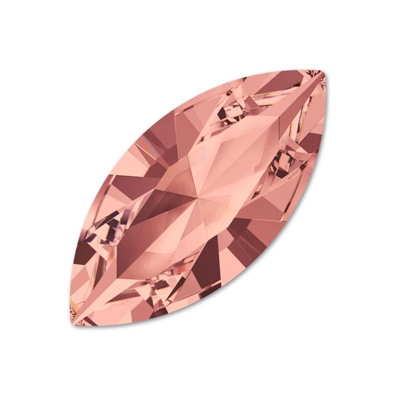 navette swarovski 10x5 mm blush rose swarovski perles co. Black Bedroom Furniture Sets. Home Design Ideas