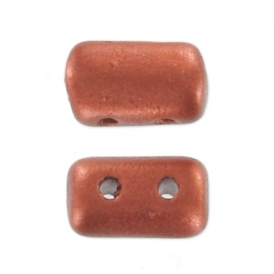 Rullas 3x5 mm Red Copper Satin x10g