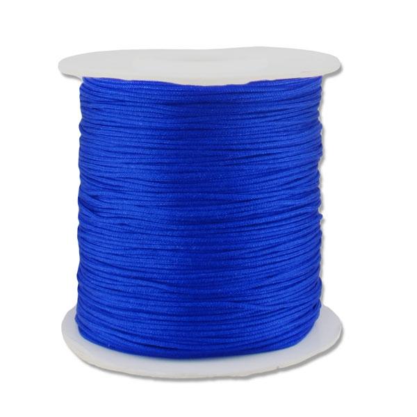 fil nylon tress 0 8 mm bleu electrique x120 m perles co. Black Bedroom Furniture Sets. Home Design Ideas