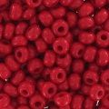 Mini-rocailles 2 mm Red Corail x10g