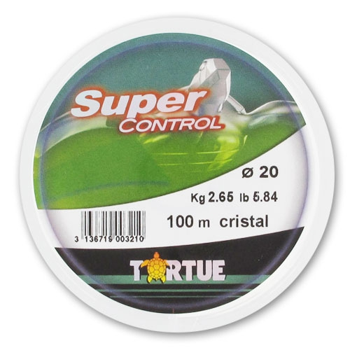 Fil Nylon Tortue Transparent 020 Mm X100 M Perles Co