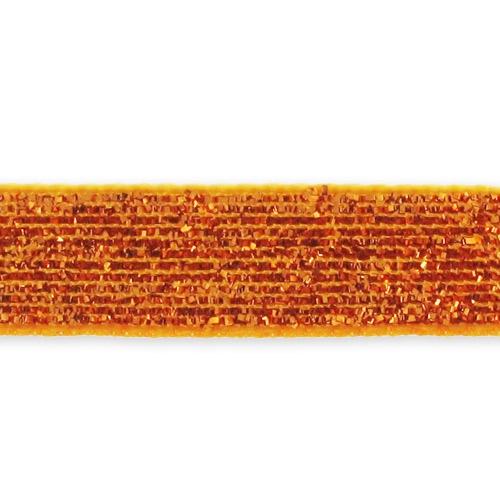 ruban paillet 10 mm orange x 2m perles co. Black Bedroom Furniture Sets. Home Design Ideas