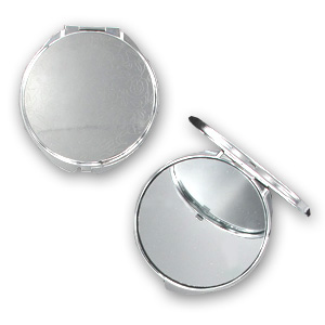 Miroir d corer 62 mm x1 perles co - Miroir a decorer ...