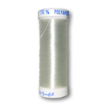 Fil Nylon Lebaufil Transparent 025 Mm X100 M Perles Co