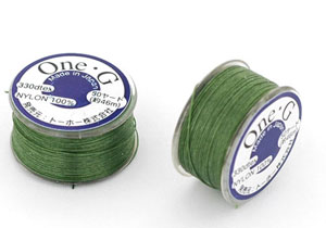 Fil One-G 0.25 mm Green x45 m
