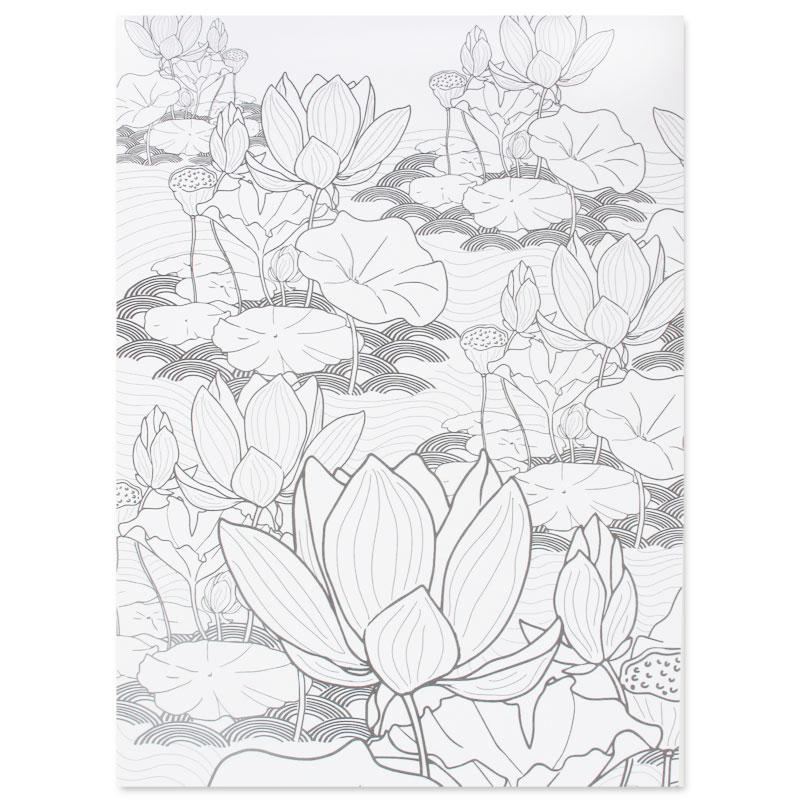 Zen 60 coloriages anti stress perles co - Zen coloriage ...