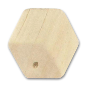perle g om trique parall l pip de rectangle bois brut naturel 33x2 perles co. Black Bedroom Furniture Sets. Home Design Ideas