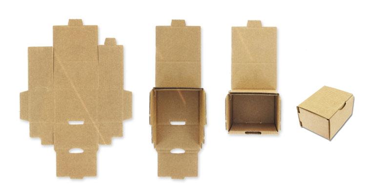 petite bo te 60x50 mm en carton x1. Black Bedroom Furniture Sets. Home Design Ideas