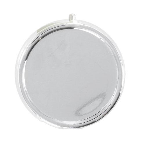 bo te ronde pour pilules 50 mm en m tal perles co. Black Bedroom Furniture Sets. Home Design Ideas
