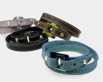 fermoir et rivet pour base bracelet 2 tours 10 mm argent. Black Bedroom Furniture Sets. Home Design Ideas
