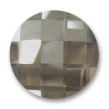 Cabochon Swarovski 2035 14 mm Black Diamond