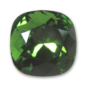 Cabochon Swarovski 4470 12 mm Fern Green x1