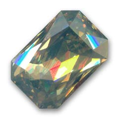 Cabochon Swarovski 4627 27x18,5 mm Crystal Golden Shadow