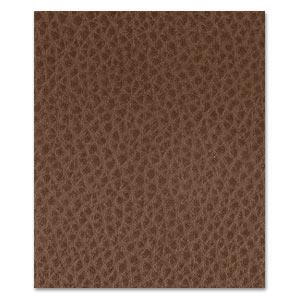 Transfert thermocollant imitation cuir marron x1 feuilles perles co - Tissu imitation cuir capitonne ...