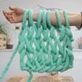 laine m che xxl maille name is yvette kesi art tricotez avec l perles co. Black Bedroom Furniture Sets. Home Design Ideas