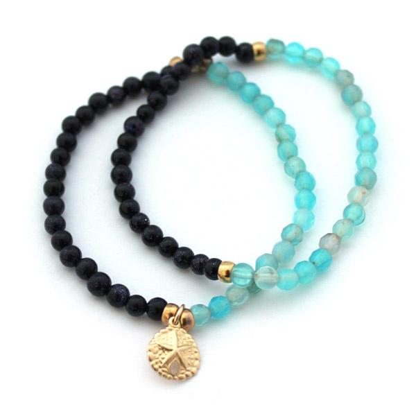 bracelet perle plastique
