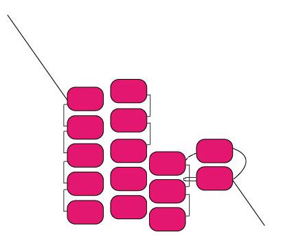 Comment Faire Un Tissage En Brick Stitch Avec Augmentation Et Redu