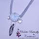 Collier Cristal des Neiges Swarovski