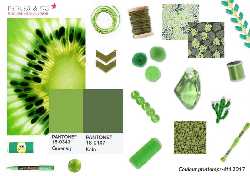 les couleurs tendances printemps t 2017 perles co. Black Bedroom Furniture Sets. Home Design Ideas