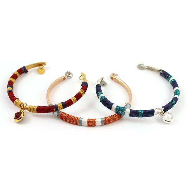 Comment faire un bracelet en fil de couture