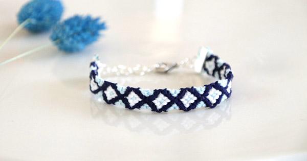 attache pour bracelet bresilien