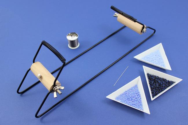 Comment Utiliser Un Metier A Perler Pour Tissage De Perles Perles Co
