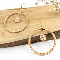 Tuto Et Grilles De Tissage De Perles De Rocailles Et Miyuki A L Ai