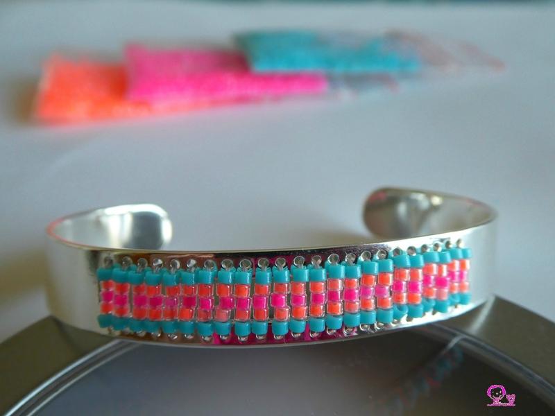 bracelet,jonc,tissage,miyuki,simple,caticoud