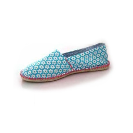 buying now innovative design really comfortable Fabriquer une paire d'espadrille - Perles & Co