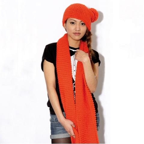 707f94f6b54c DIY tricot - écharpe en laine Big Essential de Ricoh - Perles   Co