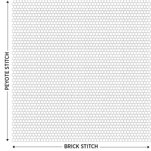 Feuille Pixel Art Vierge à Imprimer