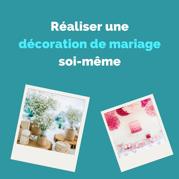 Realiser Sa Decoration De Mariage : Diy mariage réaliser sa décoration de perles co