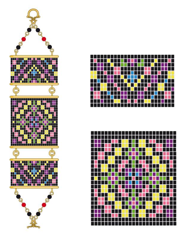 beads loom shops bracelets de perl beads patterns. Black Bedroom Furniture Sets. Home Design Ideas
