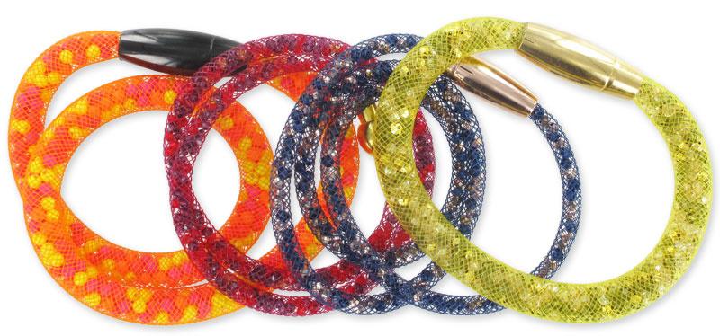 Bracelets Résille